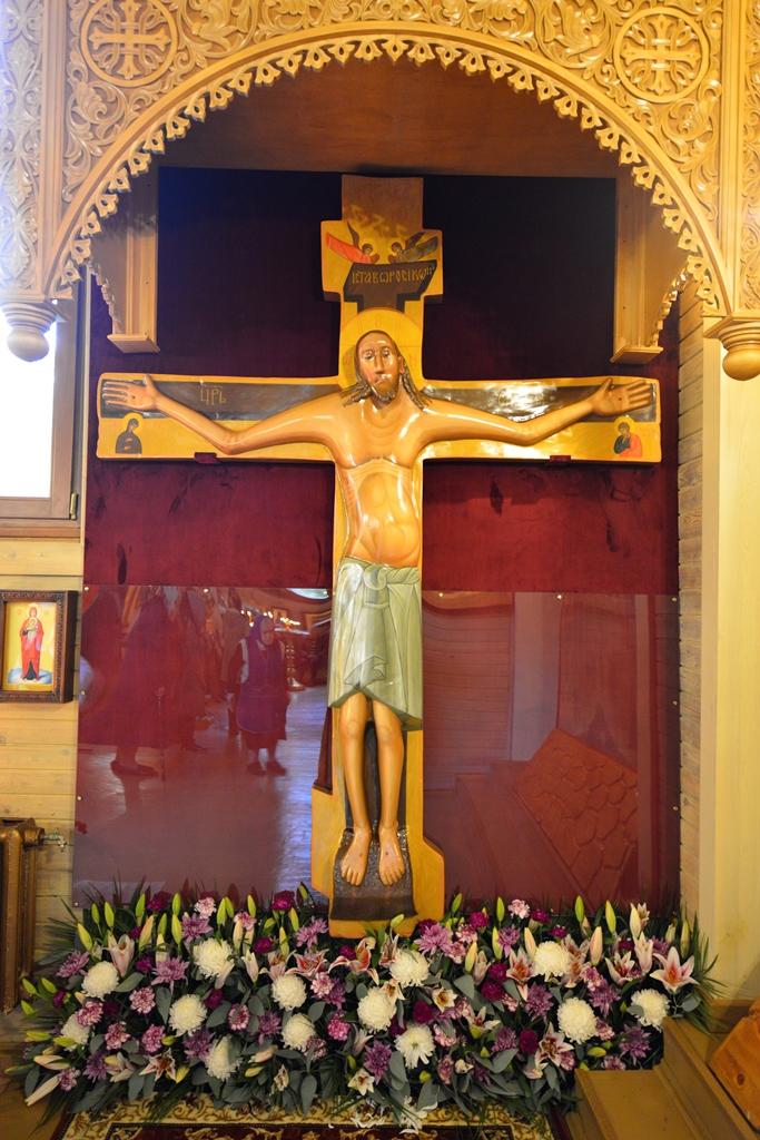 подарочные годеновский животворящий крест фото высокой